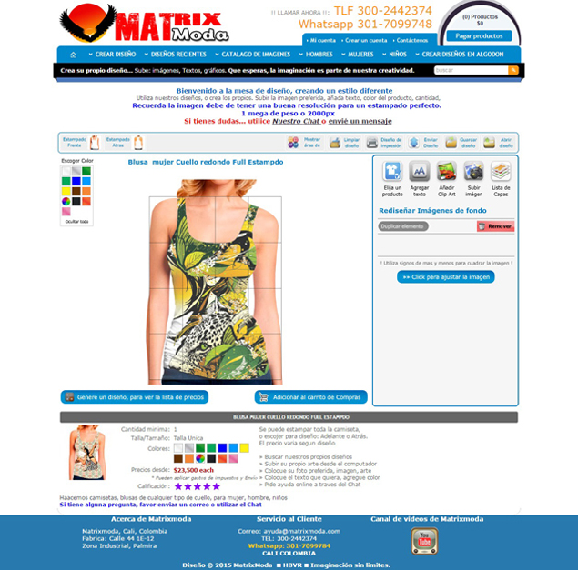 Matrixdemoda.com