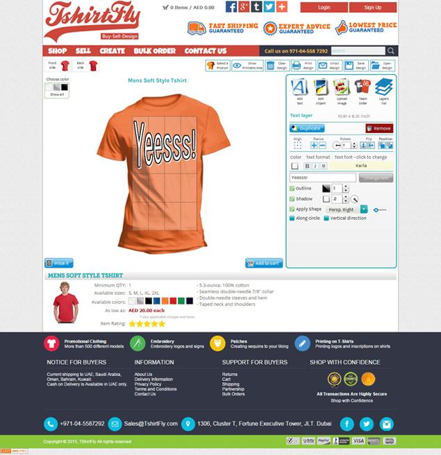 TShirtFly.com