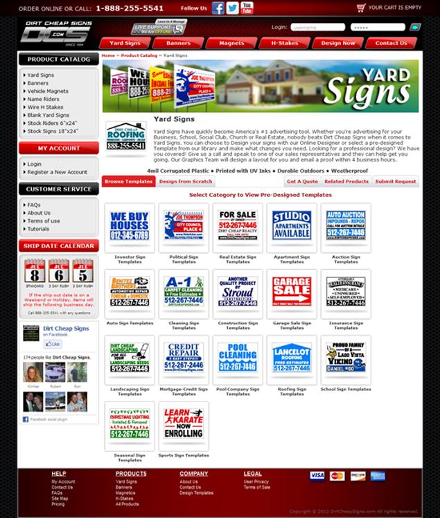 DirtCheapSigns.com